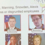 Army confirms: Training slide lists Hillary Clinton as insider threat