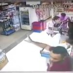 [VIDEO] Armed Robbery Ended by Armed Victim