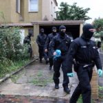 German raid targets Islamist preachers suspected of recruiting for ISIS