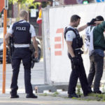 Machete attack against Belgian police is likely terrorism, officials say