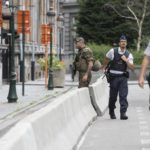 ISIS claims Belgian machete attack that wounded 2 policewomen