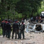 Bomb Kills Three Police Officers in Thailand's Troubled South