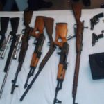 Southern California police agencies missing more than 300 weapons