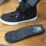 'Heavy' shoes blow cover of Juarez woman attempting to smuggle cocaine into U.S.