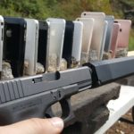[VIDEO] Will a Glock 19 Shoot Through Every iPhone Ever?