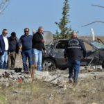 Turkey suicide bombers blow themselves up after being stopped by police