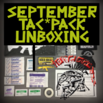 September Tac*Pack UNBOXING!