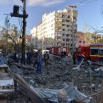 Large car bomb explosion leaves 8 dead in Turkish city