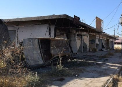 Assyrian Christians unable to return to villages destroyed by ISIS