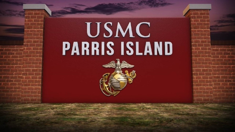 Marine Corps sets 3 hearings in Parris Island hazing cases