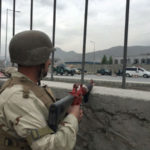 Afghan official says gunmen attack former Taliban leader's home in capital