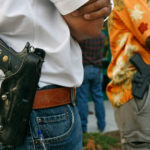 Whats wrong with open carrying?