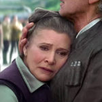 'Star Wars' actress Carrie Fisher has died
