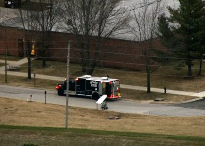 BREAKING Scott Air Force Base sees evacuations due to bomb threat
