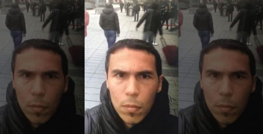 Selfie video purportedly shows alleged Istanbul nightclub gunman