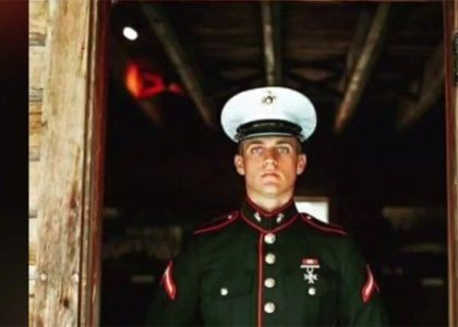 19-year-old Marine dies in a training accident in California