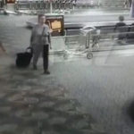 Deputy suspended over leaked airport shooting video