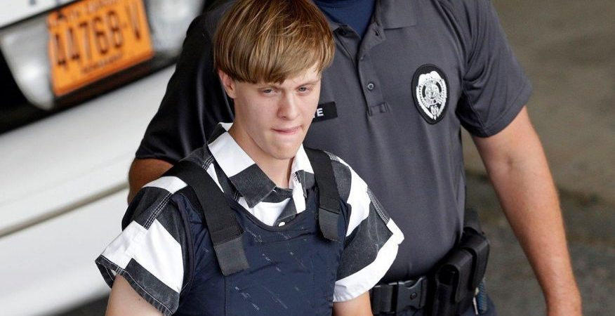 Charleston church shooter, Dylan Roof gets sentenced to death