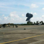 [VIDEO]  Pilot killed as jet crashes at air show