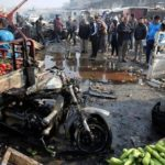 At least 6 people killed in Baghdad suicide bombing