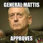 Senate committee approves waiver allowing Mattis to be defense secretary!!