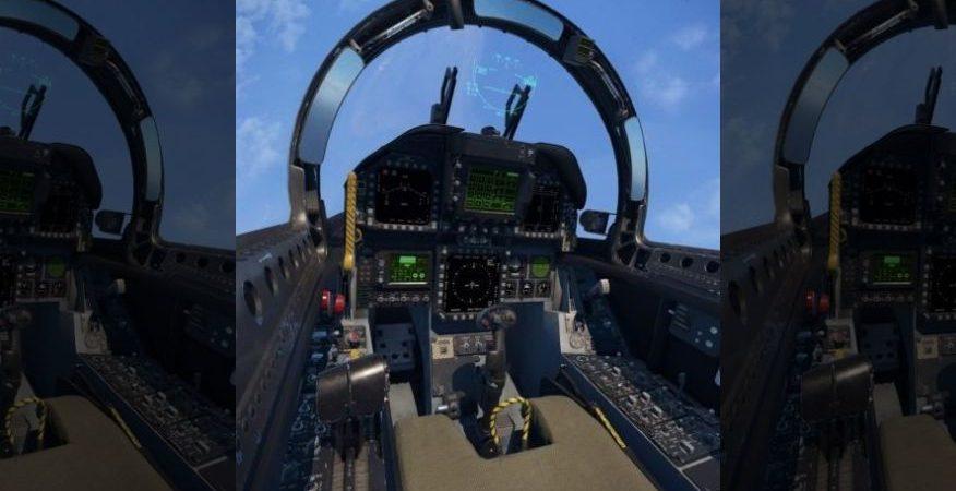 Navy gets new flight simulator technology