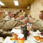 Veteran sends hundreds of pizzas to deployed troops for Super Bowl Sunday