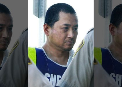 Psycho who beheaded and cannibalized bus passenger granted total