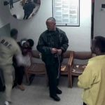 Killer of 11 year old girl in Chicago, Beaten while in lockup [VIDEO]