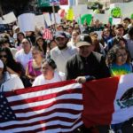 """Dozens of """"Day Without Immigrants protesters"""" get CANNED!!!"""