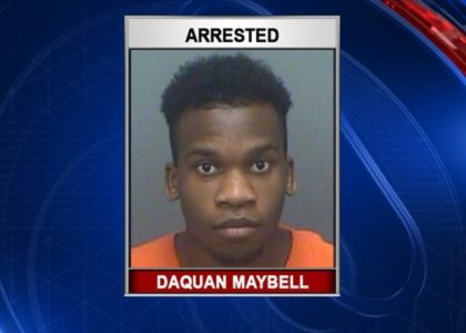High school student arrested with machete on campus