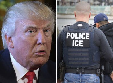 10,000 ICE officers to be hired