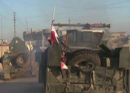 Iraqi forces poised to take Mosul airport