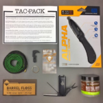 January TacPack UNBOXING!!! 3x Rifle GIVE AWAY!