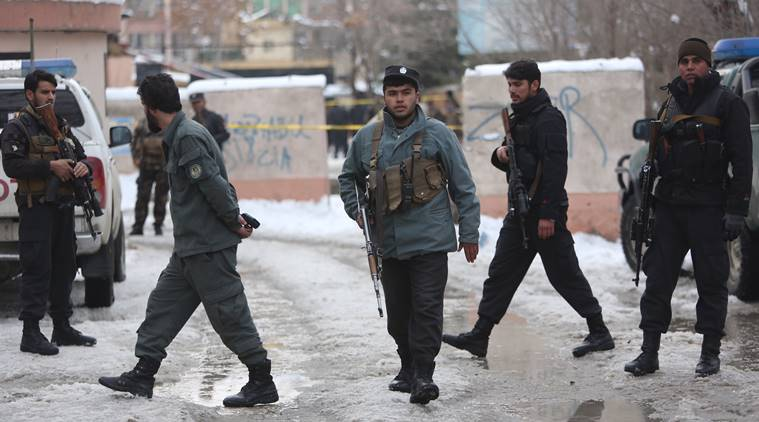 Suicide bomber kills at least 19 in Kabul