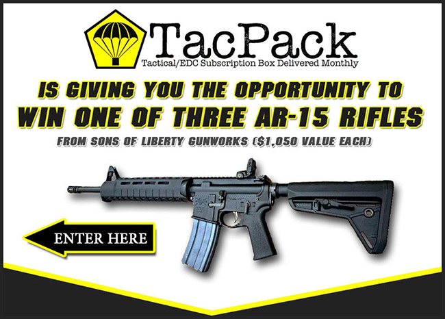 AR-15 Giveaway