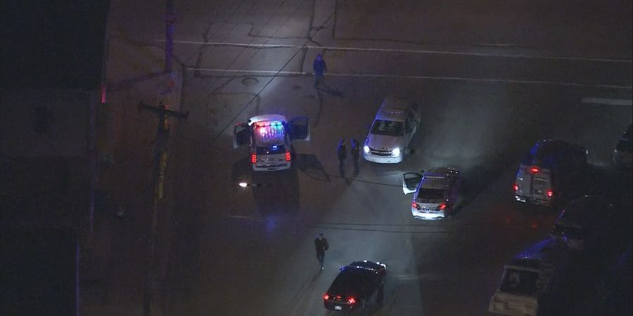 Police officer struck, dragged by vehicle during traffic stop