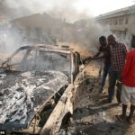 8 killed as suicide bombers target Nigerian city