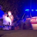 Teen arrested after ramming into cop's car during traffic stop