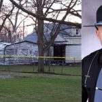 Off-duty Indiana trooper saves couple from fire at home