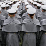 Sexual assault reports increase at West Point, Annapolis