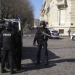 Letter bomb explodes at IMF office in France, 1 injured