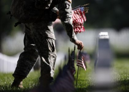 Will this be the turning point for Veteran Suicide?