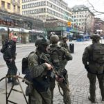 Police in Norway to carry weapons after Stockholm attack