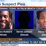 ISIS got material support from two Florida men who plead guilty