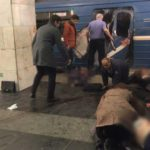 St. Petersburg subway blast reportedly a result of Suicide bomber