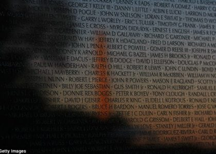 Names WON'T Be added to Vietnam Memorial