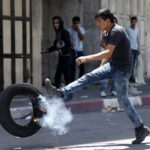 Palestinians calling for 'day of rage'