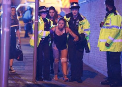 Multiple Explosions Reported at Ariana Grande Concert In UK