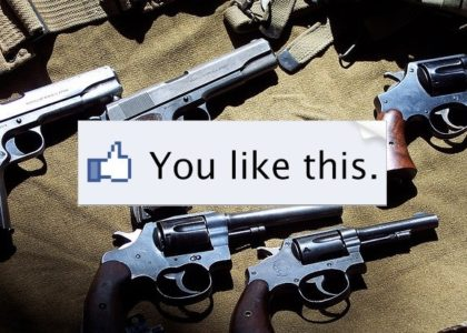 Like Toy Gun Photo on Instagram, Get Suspended from School?